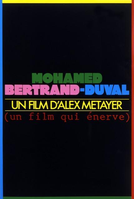 Mohamed Bertrand-Duval