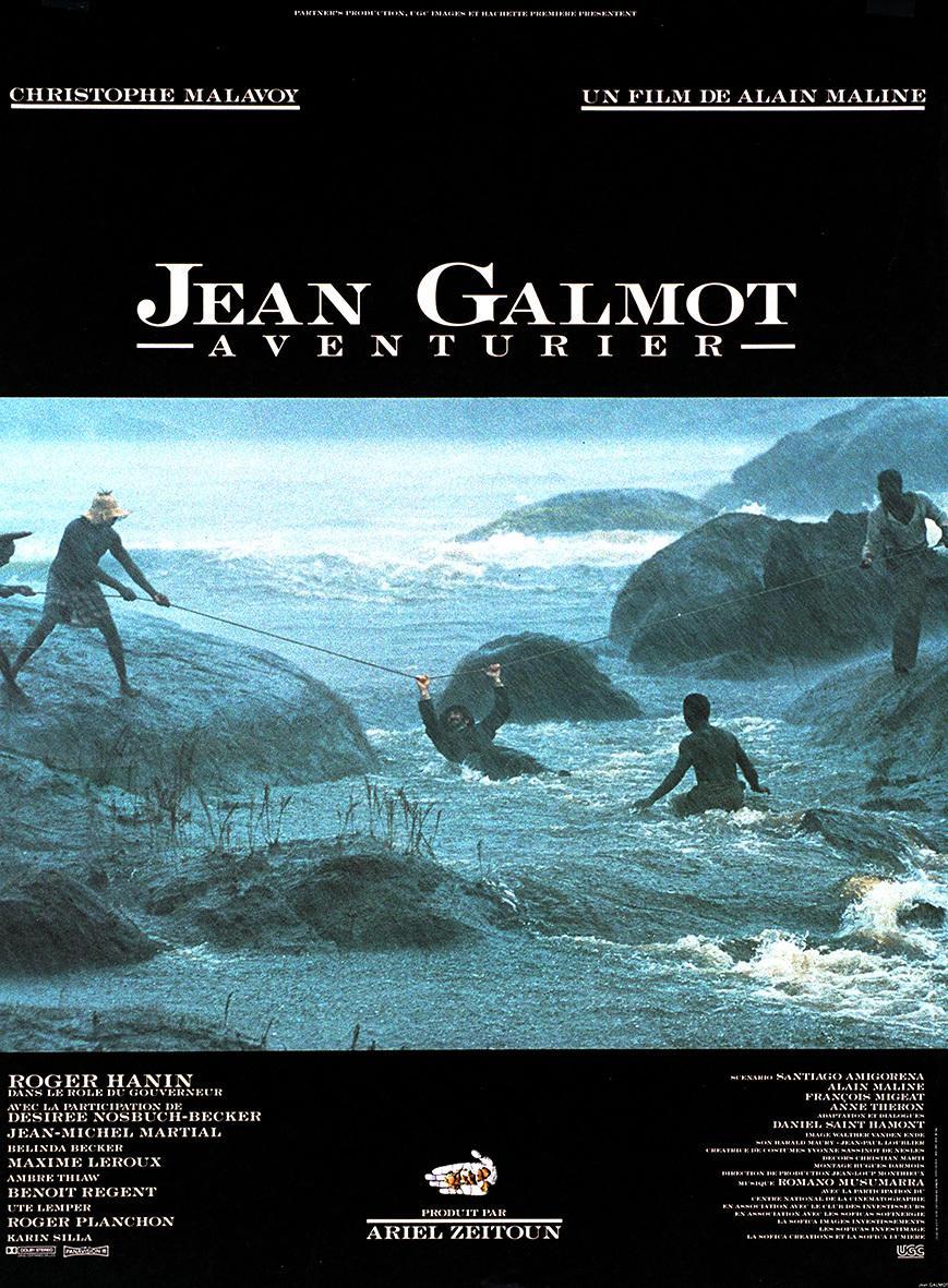 Jean Galmot, Adventurer