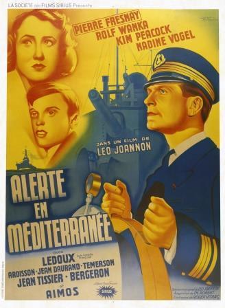 Alert in the Mediterranean