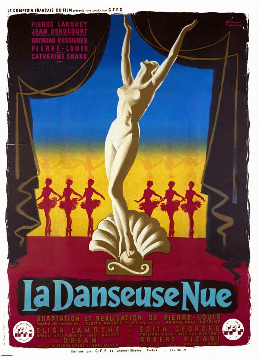 La Danseuse nue