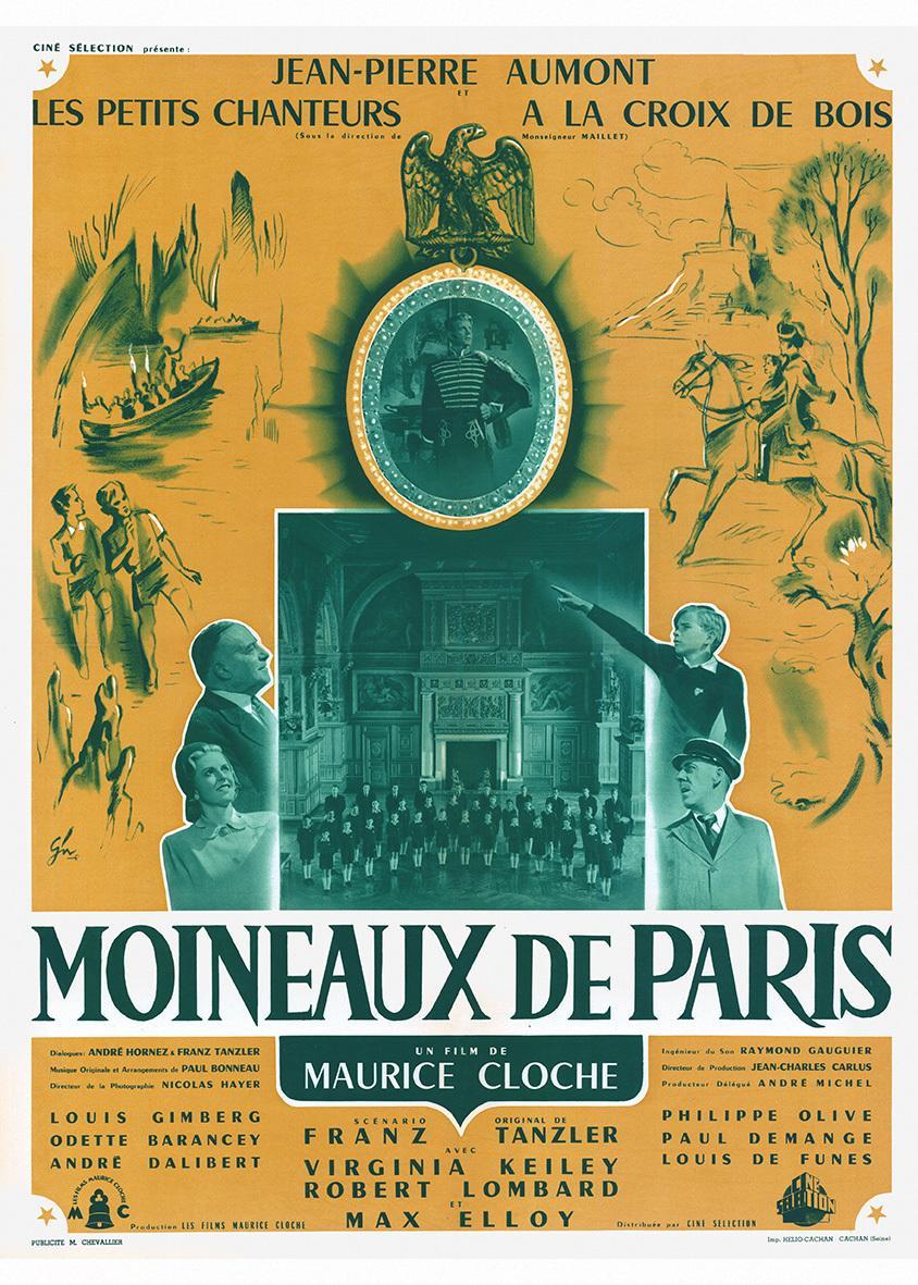 Moineaux of Paris