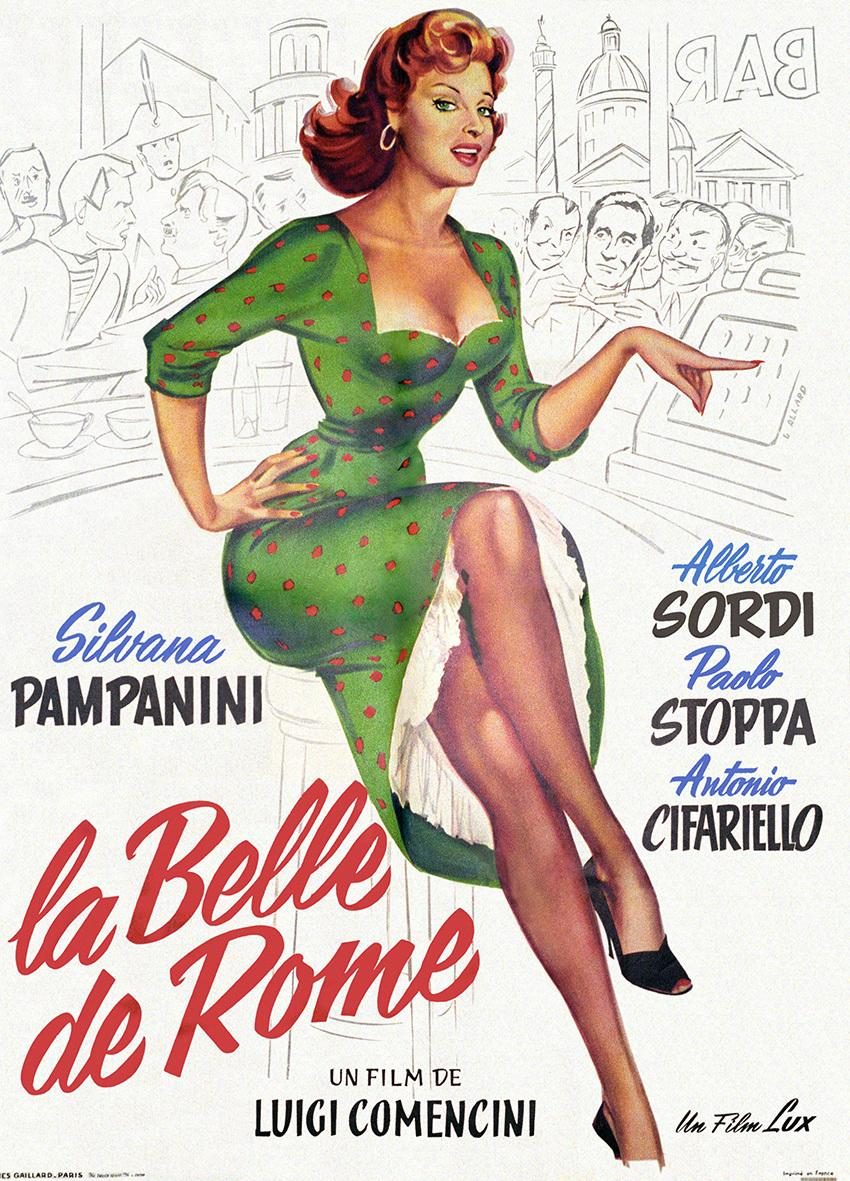The Belle of Rome