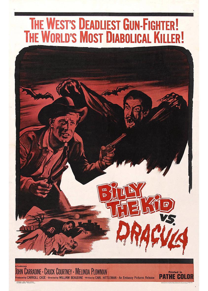 Billy the Kid vs. Dracula