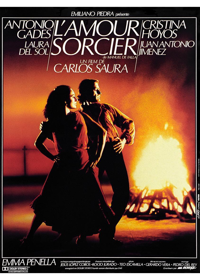 Carlos Saura Dance Trilogy, Part 3: El Amor Brujo